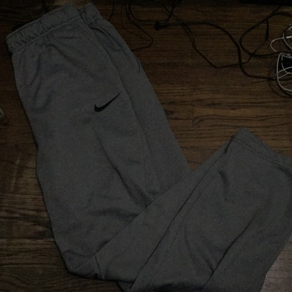 Other - Nike grey sweatpants